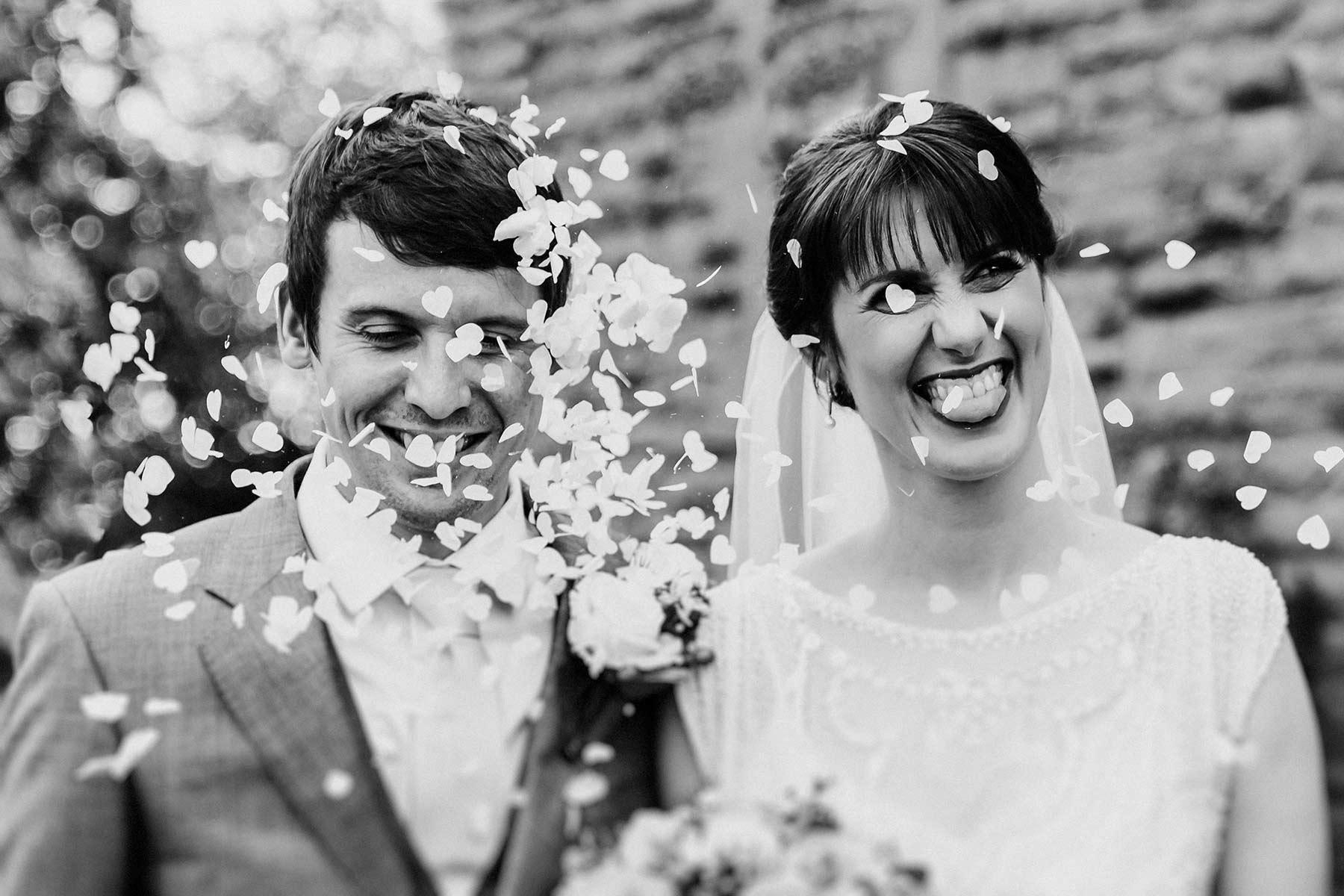 Liverpool Wedding Photographer Confetti 2