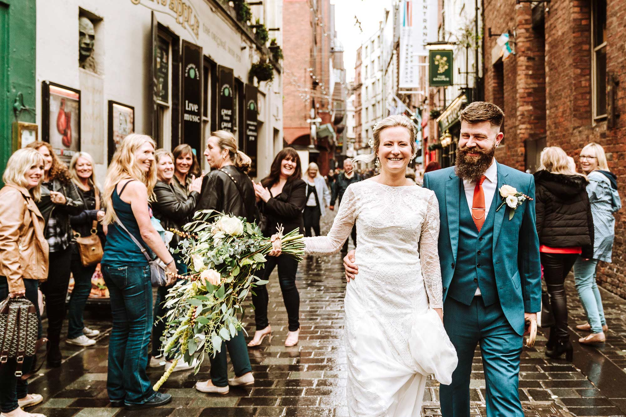 Liverpool wedding photo