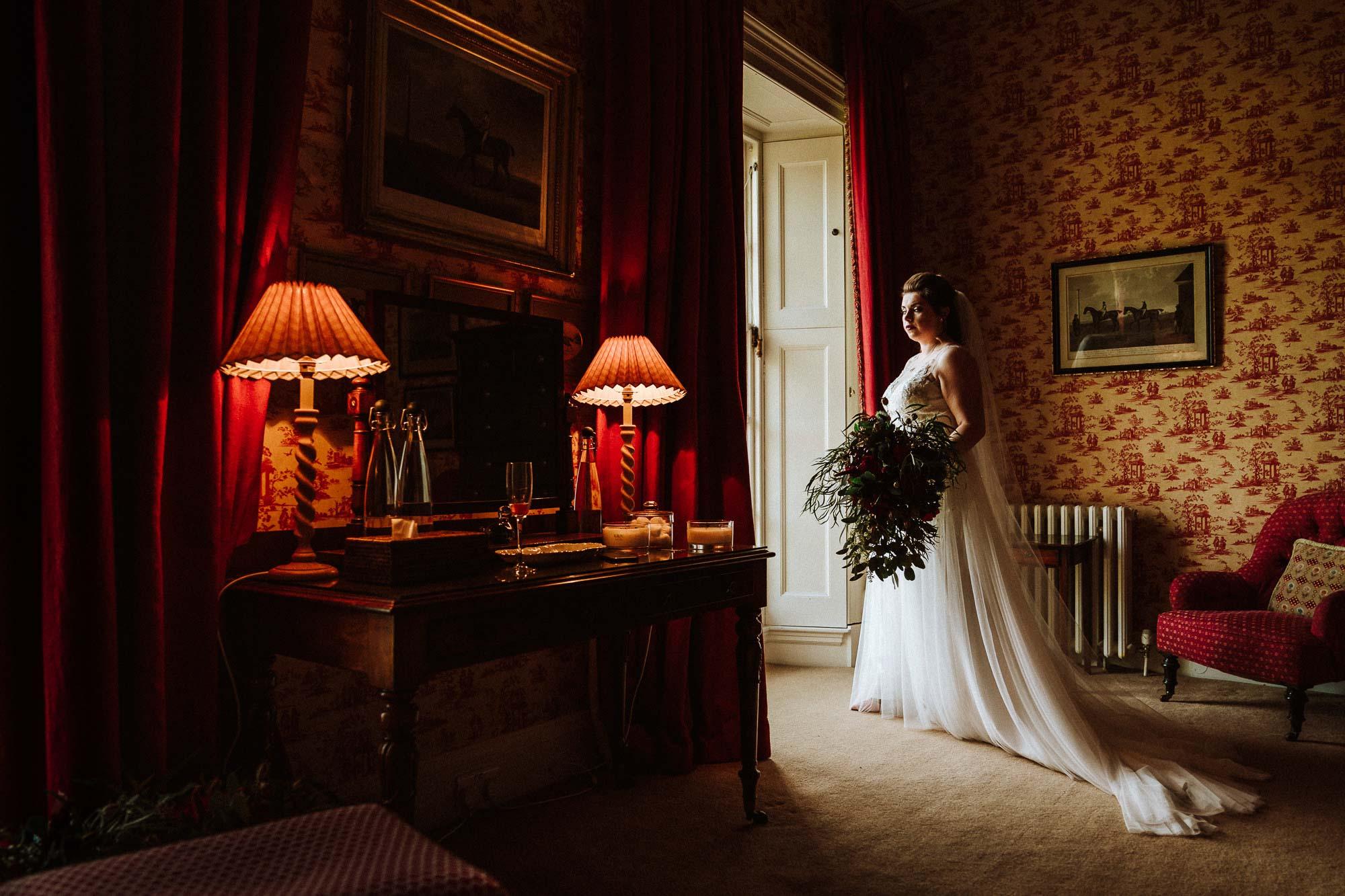 Knowsley Hall Wedding Photo-9